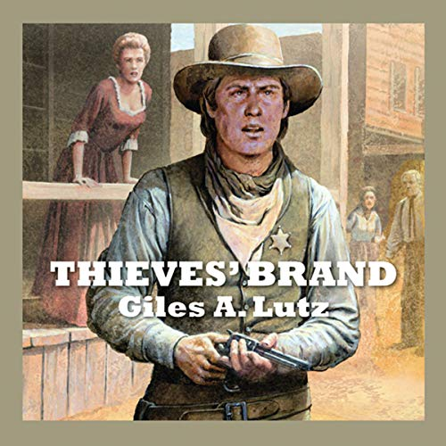 『Thieves' Brand』のカバーアート