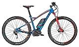 Bulls Twenty9 E 1 - Bicicleta (29', 500 Wh, modelo 2016), color azul mate