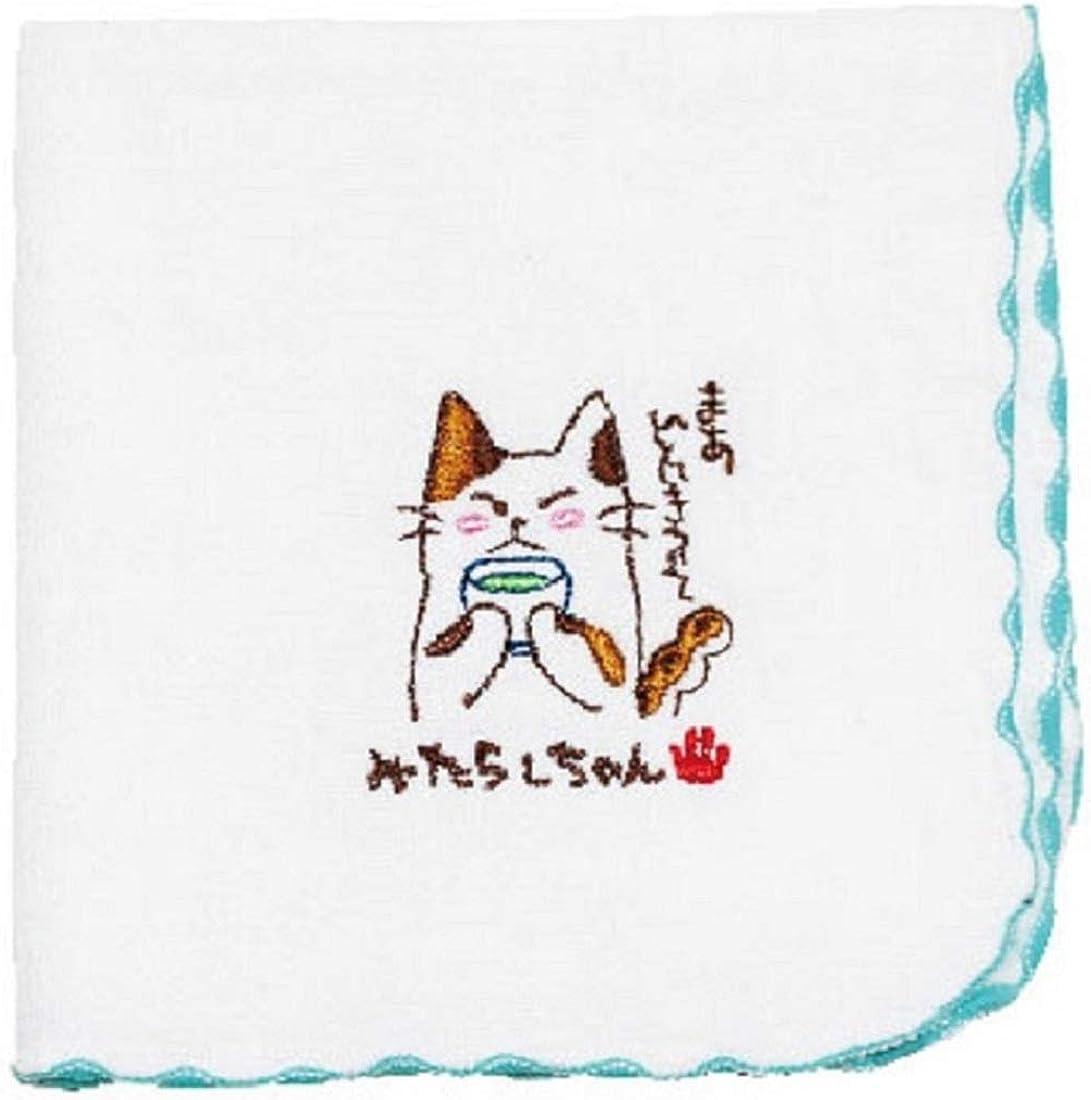 KAWAII !! Mitarashi-chan 3 Handkerchiefs