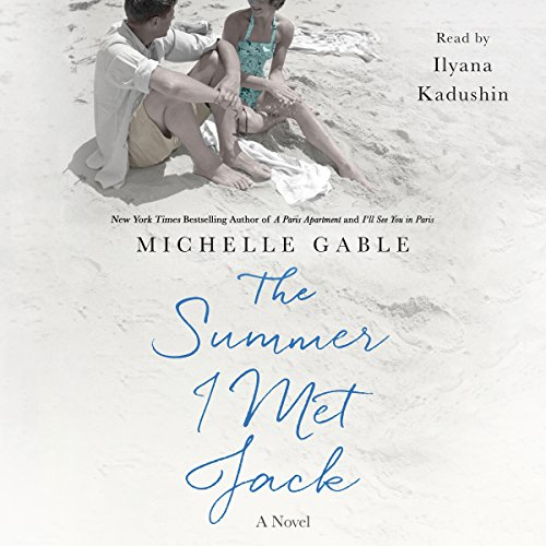 The Summer I Met Jack audiobook cover art
