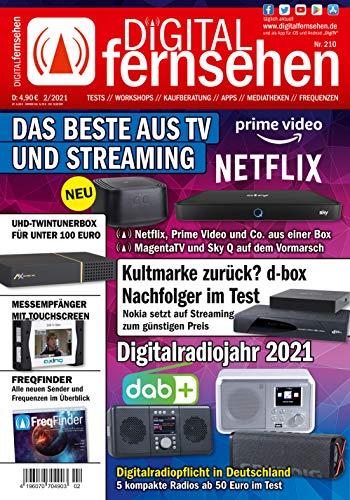 Digital Fernsehen 2/2021