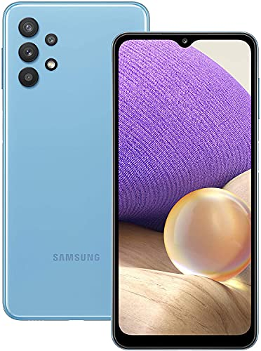 Samsung Galaxy A32 5G - Bleu - 128GB - Smartphone Android débloqué - Version Française