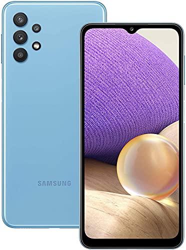 Samsung Galaxy A32 5G - Smartphone 128GB, 4GB RAM, Dual Sim, Blue