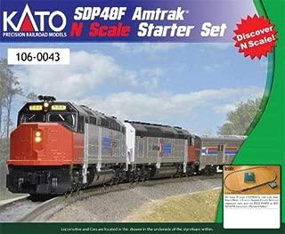 N EMD SDP40F Amtrak Starter Set Phase I