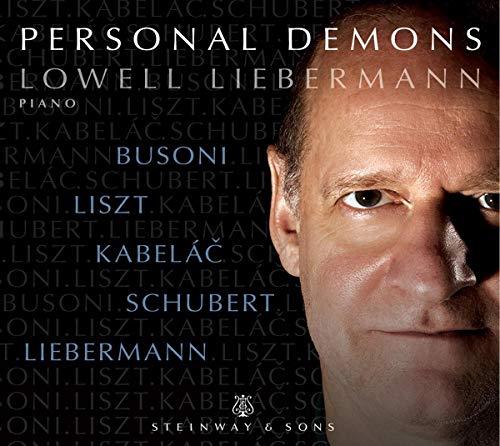 Personal Demons - Werke für Piano solo