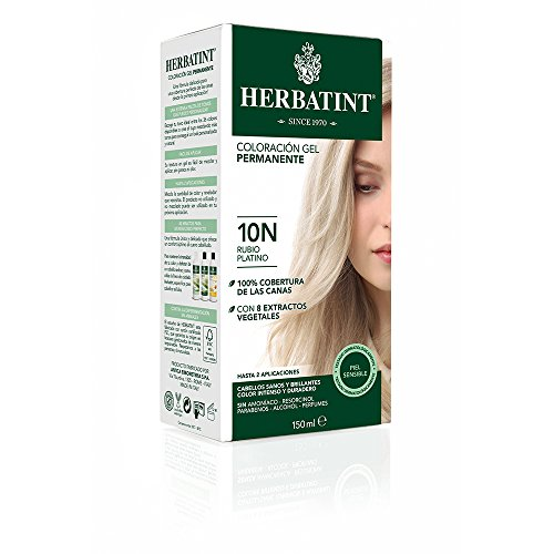 HERBATIN Dye 10N Platinum Blonde