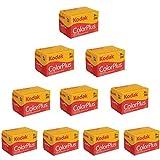 Kodak Color Plus 200 35mm 36枚撮 10本セット [並行輸入品]