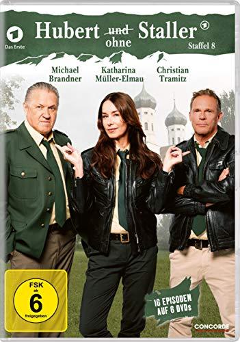 Hubert ohne Staller – Staffel 8 [6 DVDs]