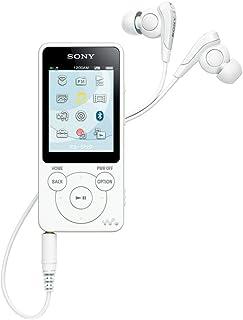 ソニー SONY ウォークマン Sシリーズ NW-S14 : 8GB Bluetooth対応 イヤホン付属 2014年モデル ホワイト NW-S14 W