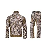 Badlands Rise Hunting Approach Camo L Jacket Bundle Rise Hunting Approach Camo L Pants (2 Items)