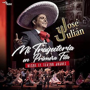 Mi Trayectoria En Primera Fila Desde El Teatro Juarez