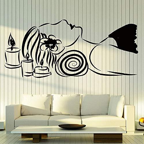JXFM fotobehang berglandschap maan bos natuurlijke vinyl raamsticker slaapkamer woonkamer decoratie creatieve wandafbeelding 57x77 cm