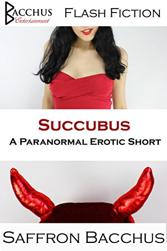 Succubus: A Paranormal Erotic Short (Halloween Hotness Book 3) (English Edition)