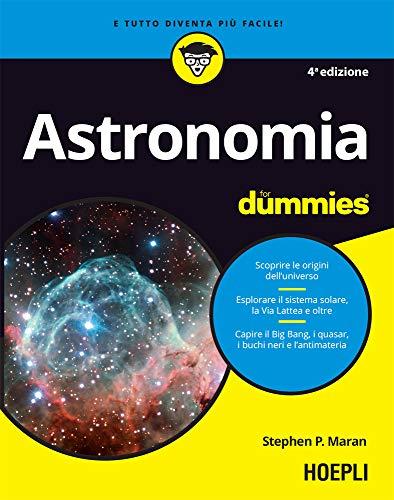 Astronomia for dummies (Italian Edition)