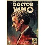 JQQBL Poster Doctor Who Vintage Dekorative Poster