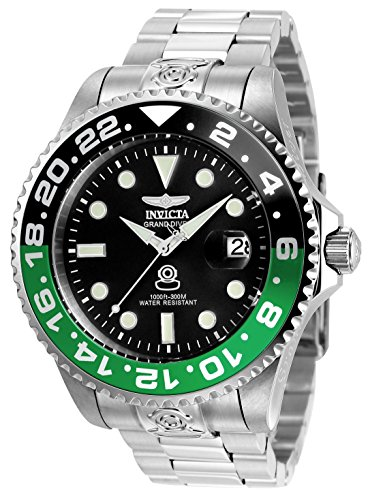 Invicta Grand Diver 21866 Test