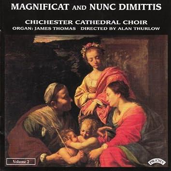 Magnificat & Nunc Dimittis Vol. 2