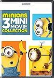 Minions: 3 Mini-Movie Collection [Edizione: Stati Uniti] [Italia] [DVD]