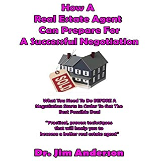 How a Real Estate Agent Can Prepare for a Successful Negotiation cover art