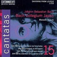 Bach: Cantatas-Vol. 15 (2001-10-30)