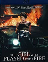 The Girl Who Played With Fire (SWEDISH)