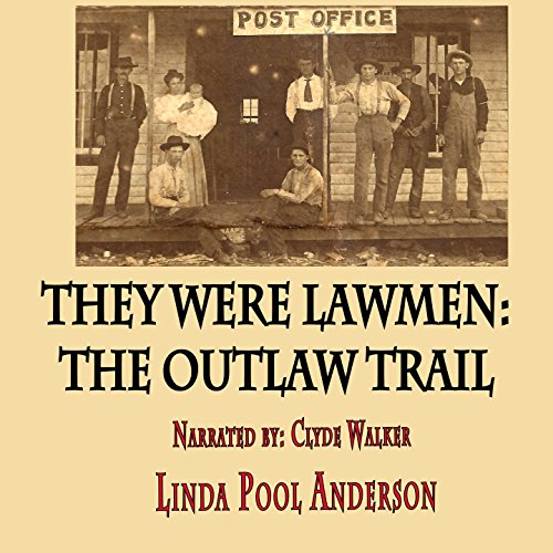 They Were Lawmen audiobook cover art