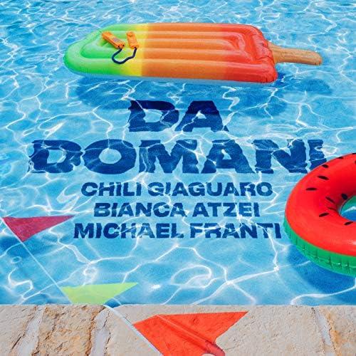 Chili Giaguaro, Bianca Atzei & Michael Franti & Spearhead