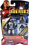 Iron Man 2 Movie Figure Air Assault Drone #17 by Hasbro