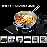 DEIK-10-Piece-Stainless-Steel-Nonstick-Cookware-Set-with-Professional-Tempered-Glass-Lids-Solid-Riveted-Handles-3-Layered-and-Spiral-Bottom-Dishwasher-Safe