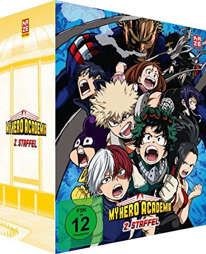 My Hero Academia - Staffel 2 - Vol.1 - [DVD] mit Sammelschuber