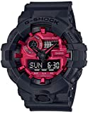 G-Shock GA700AR-1A Black One Size