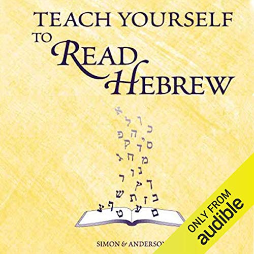 Teach Yourself to Read Hebrew  By  cover art