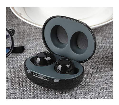 GUTYRE Amplificador de Sonido Recargable con Estuche de Carga portátil, función de audición Digital con reducción de Ruido, Carga USB