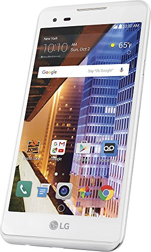 Price comparison product image LG Tribute HD - Prepaid - Carrier Locked - Boost Mobile