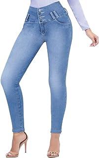 COMFY Jeans, 1 Pieza. Jeans Levanta pompas y moldean la Figu