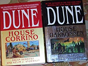 Set 2 Dune (House Harkonnen & House Corrino) (Dune)
