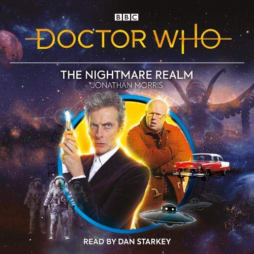 Doctor Who: The Nightmare Realm cover art
