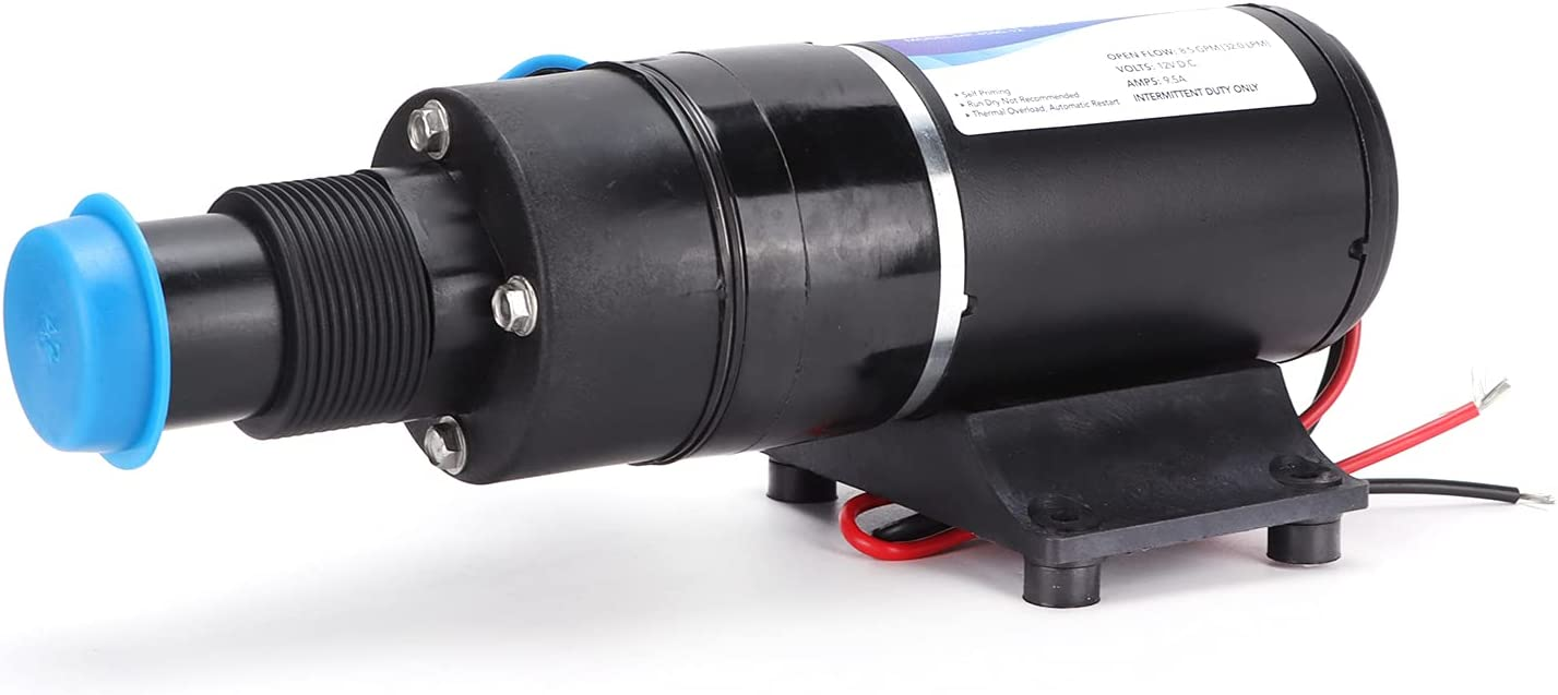 Sewage High quality Pump Max 52% OFF DC 12V Self-Acting Engine Cutting Style