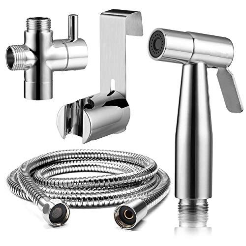 Clean body Bidet Sprayer Toilet Hand Spray Kit 304 Edelstahl Wc Handbrausen 59