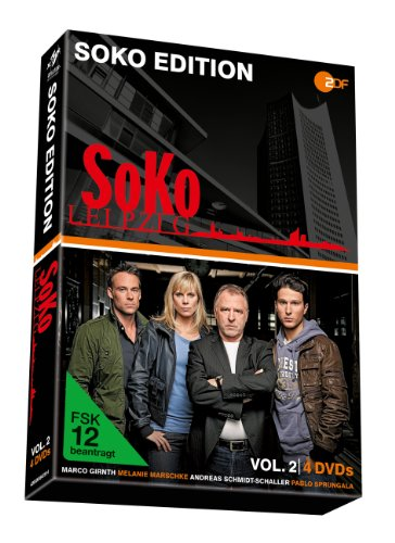 Vol. 2 - Soko Edition (4 DVDs)