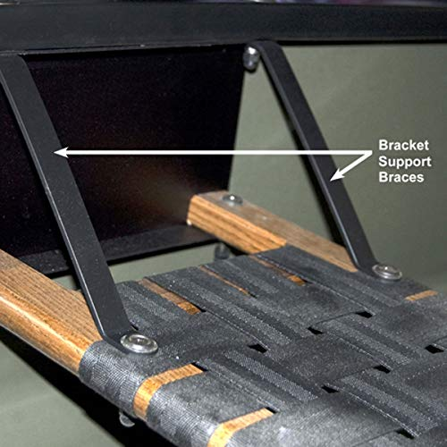 Old Town Seat Bracket Support Braces for Sport Canoes -  01.1315.1274