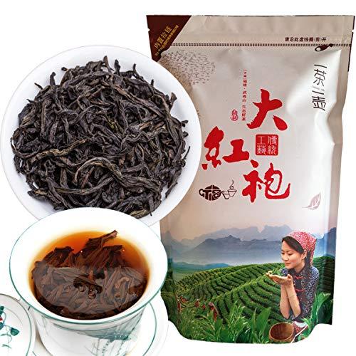 250g Chinesischer Da Hong Pao Tee Schwarztee Cloud War und Bio Green Foods Keemun Black Tee