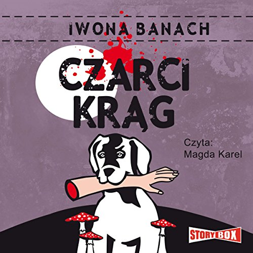 Czarci krag audiobook cover art