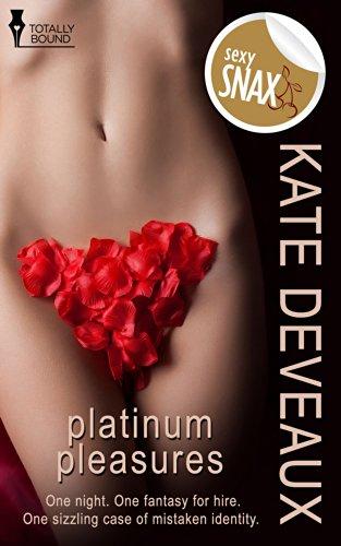 Book: Platinum Pleasures by Kate Deveaux