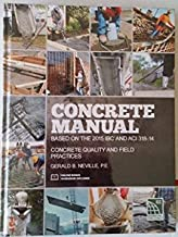 Best concrete manual 2012 Reviews