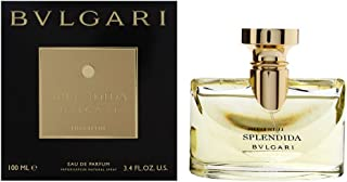 SPLENDIDA BVLGARI Iris d'Or Eau de Parfum Spray, 3.4 Fl Oz