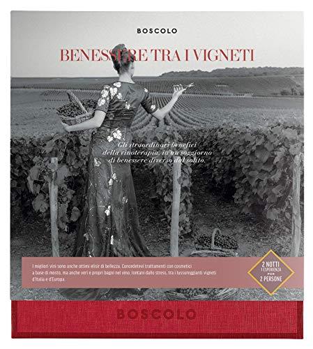 Boscolo Gift – Bienestar entre los viñedos – 2 días de relax con vinoterapia