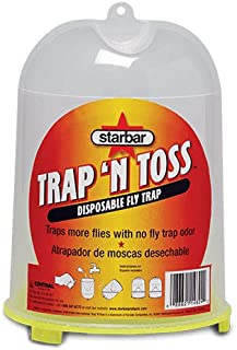 Farnam 2720001 Starbar-Trap-Disposable Fly Trap & toss
