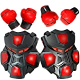 ArmoGear Electronic Boxing Toy for Kids | Interactive Boxing Game with 3 Play Modes, Includes 2...