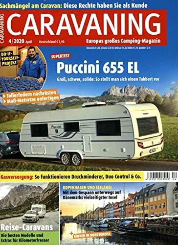 Caravaning Camping Magazin 4/2020